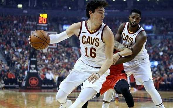 Cedi Osman, NBA'de sezonun ilk maçındaki performansıyla göz doldurdu