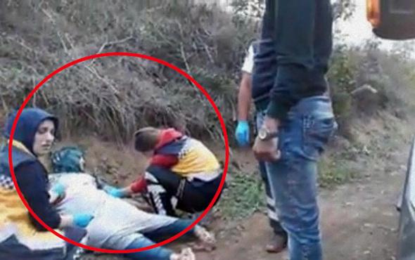 Yol kenarında baygın bulunmuşlardı: Esrarengiz olay çözüldü!