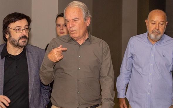 Mustafa Denizli Kasımpaşa'yla el sıkıştı