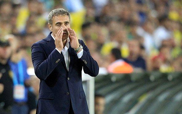 Ersun Yanal'ın Fenerbahçe'ye geri dönmek için tek bir şartı var