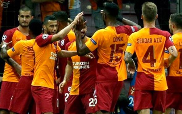İşte Galatasaray'ın Porto maçı kadrosu