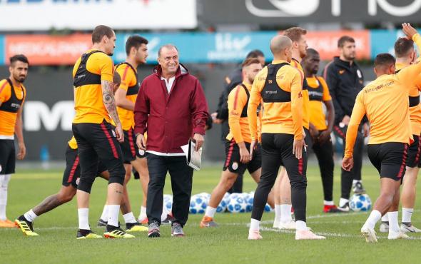 Galatasaray'ın Porto maçı taktiği belirlendi!