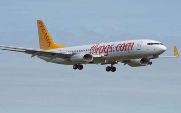 Havada panik: Türk yolcu uçağı acil iniş yaptı!