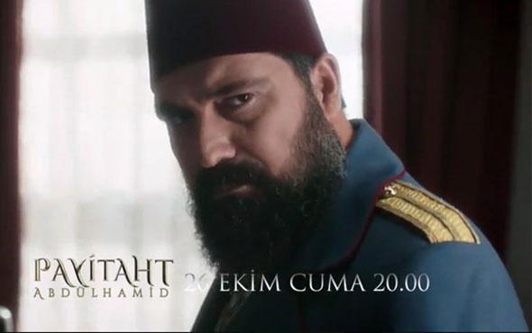Payitaht Abdülhamid 58. bölüm fragmanı