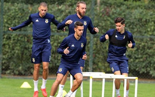 Fenerbahçe Anderlecht maçı hazırlıklarına başladı!