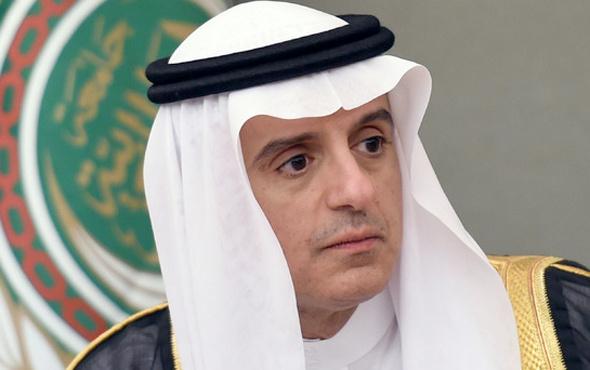 Suudi Arabistan Dışişleri Bakanı söz verdi!