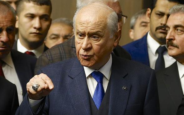 Cumhur İttifakı da bitti mi Devlet Bahçeli'den yeni açıklama