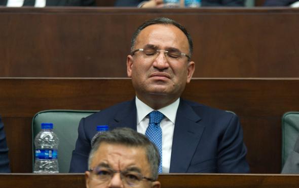 Bekir Bozdağ'dan Erdoğan'a: Ne mutlu...