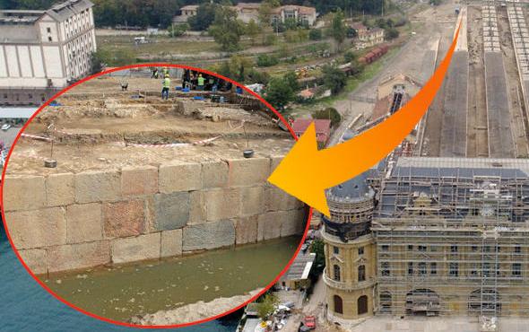 Haydarpaşa'nın altında ortaya çıktı! İstanbul'un tarihine ışık tutacak