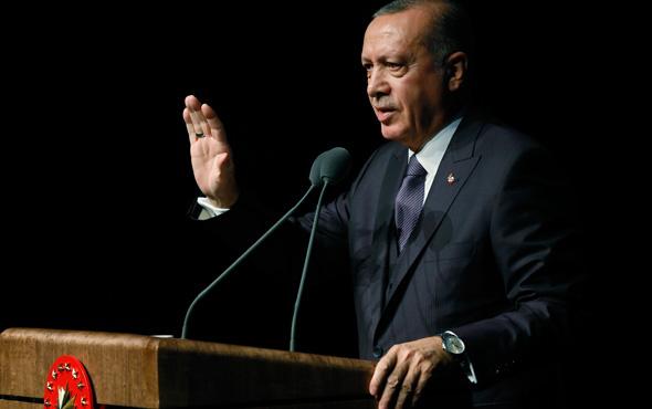 Cumhurbaşkanı Erdoğan'dan Danıştay'a çok sert tepki!