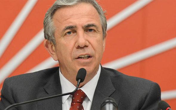 CHP'den flaş Mansur Yavaş açıklaması