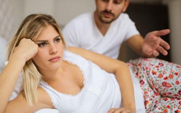 Eşler arasında cinsel isteksizlik neden olur?