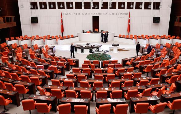 Meclis TV Emeklilikte Yaşa Takılanlar Yasası oturumu
