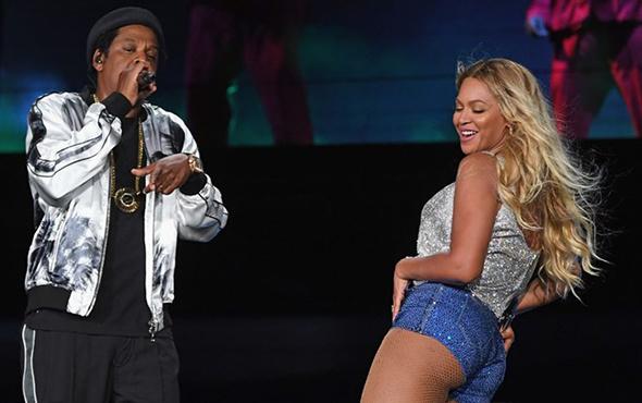 Beyonce ve Jay Z karı koca para basıyorlar