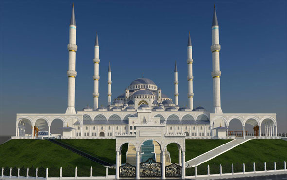 Çamlıca Camisi'ni yapan firma da konkordato ilan etti bakın sahibi kim?