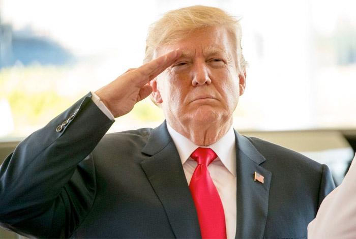 Donald Trump'tan şok duyuru 'hemen orduyu sınıra gönderiyorum'