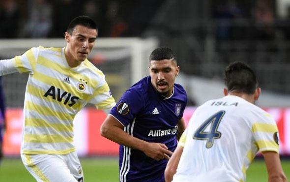 Fenerbahçe'yi 2 golle yıkan Zakaria Bakkali bakın kim çıktı