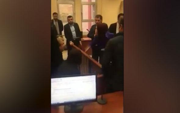 Muhsin Yazıcıoğlu'nun eşi mahkeme salonunda Destici'ye bağırdı!