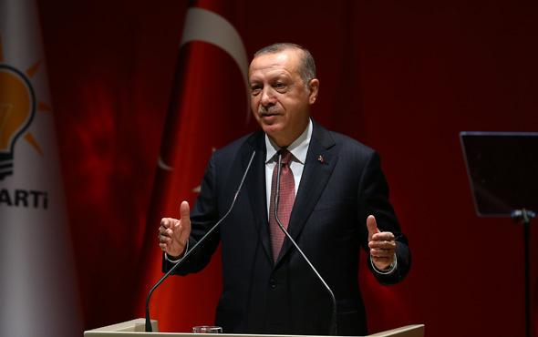Erdoğan'dan sert uyarı: Külahları değişiriz