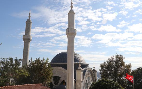 Tarihi Cihangir Camisi'nin pirinç muslukları çalındı