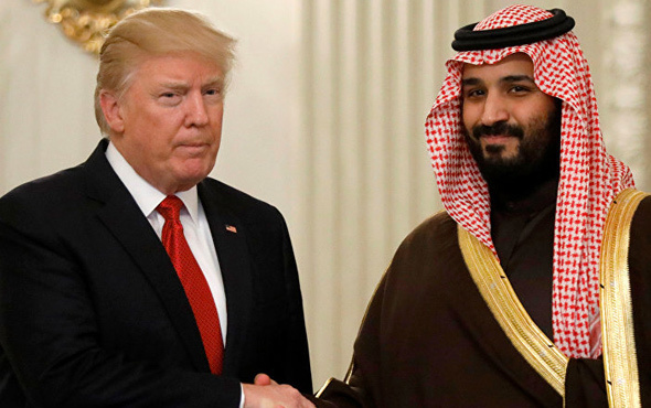 Washington Post'tan Trump'a Veliaht Prens Selman çağrısı
