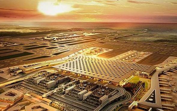 Yeni Havalimanı'nın açılışına katılacak liderler açıklandı