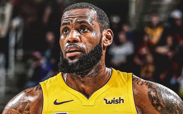 NBA'de LeBron James rüzgarı esiyor!