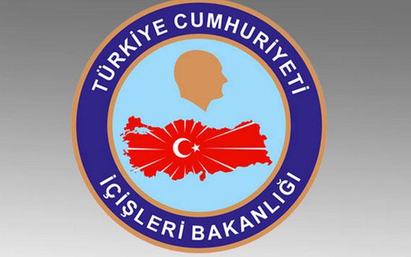 İçişleri duyurdu: Bin 727 kişi gözaltına alındı!