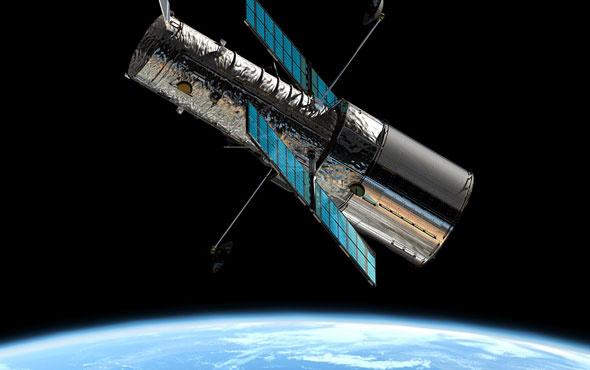 NASA Hubble Uzay Teleskobu'nun arızasının giderildiğini duyurdu