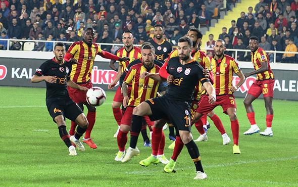 Yeni Malatyaspor Galatasaray maçı golleri ve geniş özeti