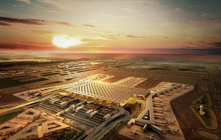 Yeni havalimanını kim işletecek 26 milyar avroya 3. havaalanını yapan firmalar