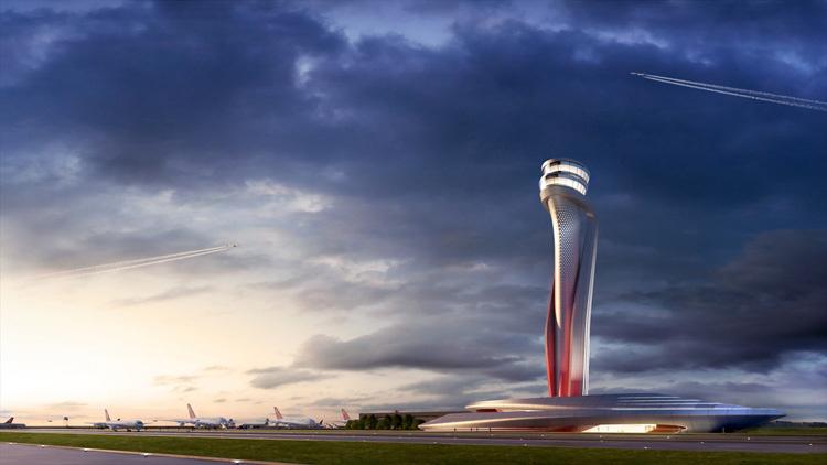 3. Havalimanı canlı yayını açılış törenini izleyin muhteşem oldu