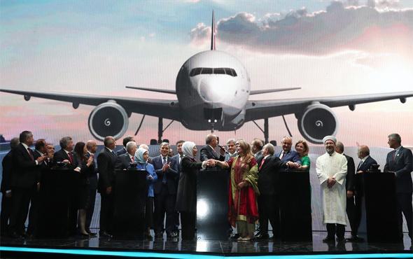 Yeni İstanbul Havalimanı açıldı Atatürk Havalimanı'na ne olacak Erdoğan açıkladı