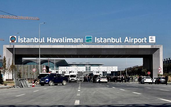 Rakamlarla İstanbul Havalimanı