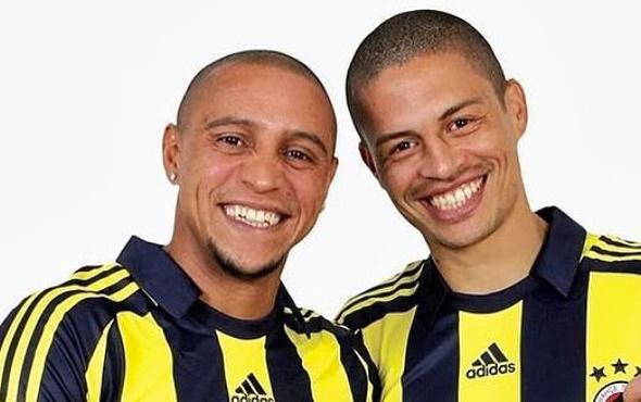 Fenerbahçe'de Alex-Carlos bombası! Efsaneler geri dönüyor