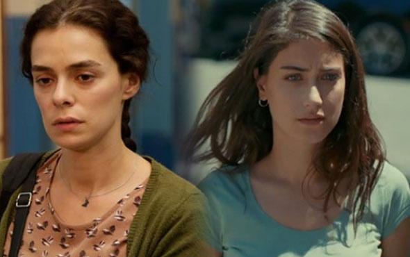 Bizim Hikaye ve Kadın'ın yapımcısı: Hazal Kaya ve Özge Özpirinççi 2 kat fazla...