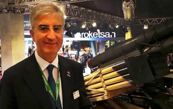 Roketsan'ın ihraç ettiği bir füzenin kilogramı 2 bin dolar