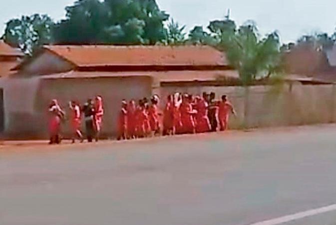 Cezaevinde isyan çıktı 9 mahkum öldürüldü