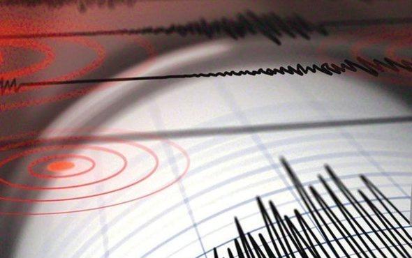 Muğla Dalaman açıklarında deprem