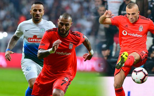 Beşiktaş'a çifte şok birden!