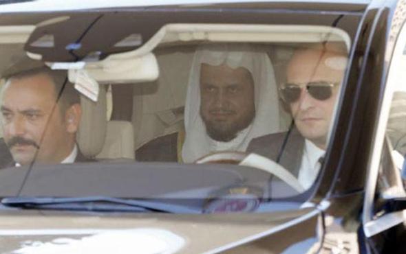 Suudi Başsavcı yeniden Çağlayan Adliyesi'nde! Dün istedikleri verilmemişti..