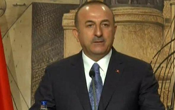 """Mevlüt Çavuşoğlu'ndan """"Tam bir felaket senaryosu"""""""