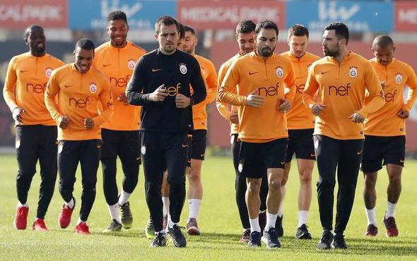Galatasaray'a derbi öncesi iki müjdeli haber!