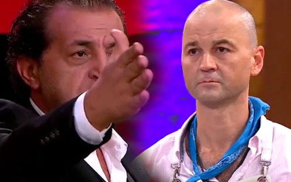MasterChef jürisi Mehmet Yalçınkaya kimdir Murat'ın sözleri çileden çıkardı