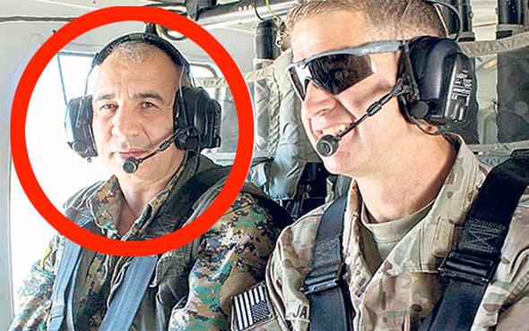 104 askerin katili ABD'li generalle aynı helikopterde