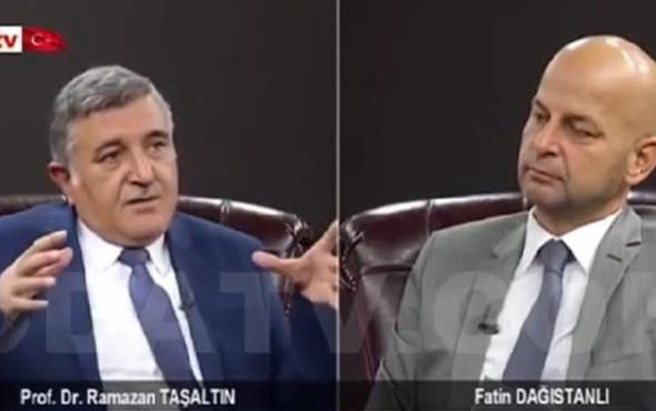 Erdoğan'a itaat farz-ı ayndır diyen rektöre AK Parti'den tepki!