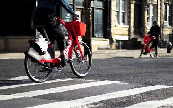 Uber'in ilk elektrikli scooterları yola çıktı