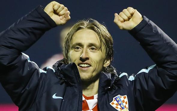 Real Madrid'in yıldızı Luka Modric, beraat etti!