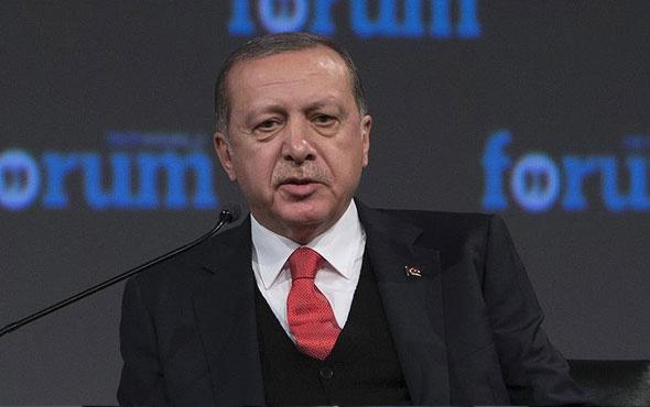 Cumhurbaşkanı Erdoğan: BM'nin reforma ihtiyacı var