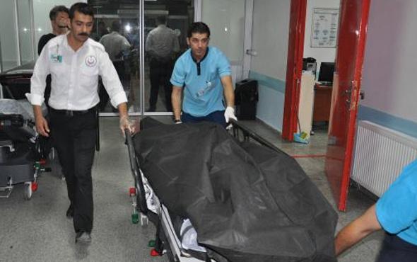 Gaziantep'te Suriyeli cinayeti: 1 kişi öldü